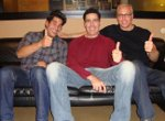 Adam, Mike and Dr. Drew, Together on 'Lifechangers!'